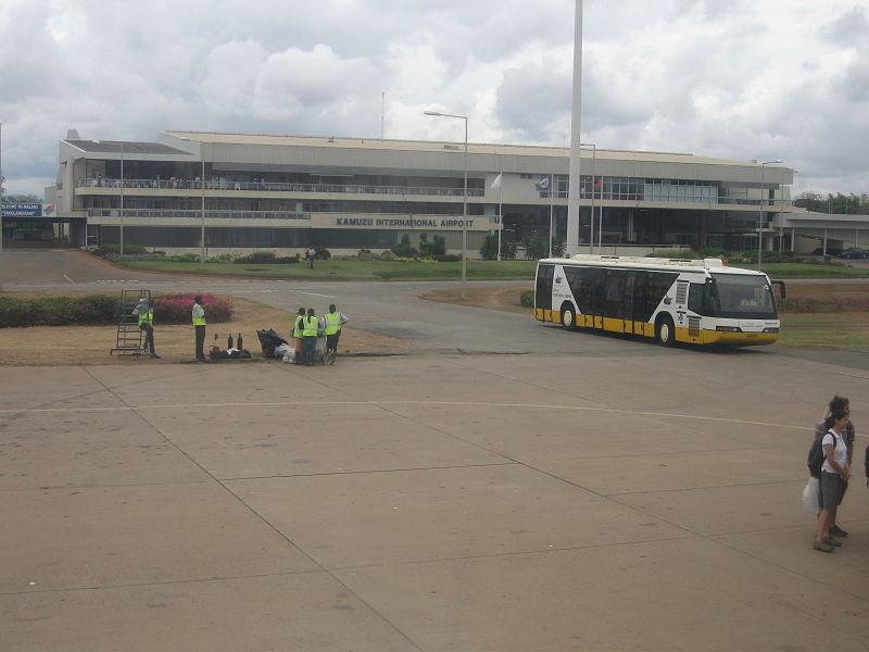 Kamuzu International Airport in Lilongwe, Malawi (1954726864).jpg