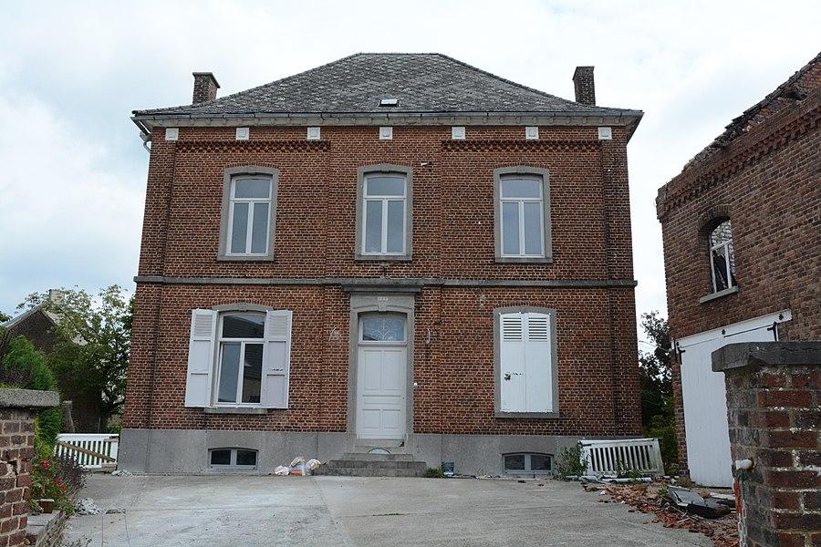 Dubbelhuis, Kapellestraat 4, Herne