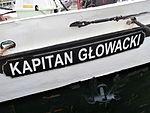 Kapitan Glowacki Name Tallinn 21 July 2013.JPG
