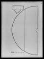 Kappa av vit sidenatlas. Karl X Gustav (1622-1660) - Livrustkammaren - 237.tif