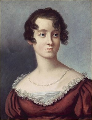Princess Caroline Louise of Saxe-Weimar-Eisenach