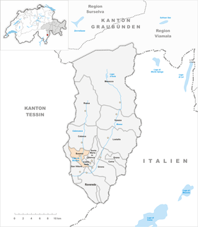 Map of Buseno