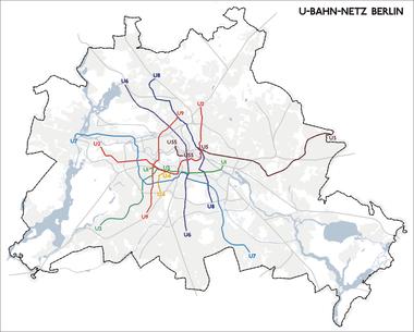 U Bahn Karte New York.Berlin Travel Guide At Wikivoyage