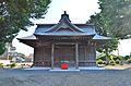 Kasahara-koyasu-jinja haiden.JPG