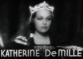 Katherine DeMille in The Crusades