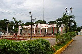 Kaua Municipality Municipality in Yucatán, Mexico