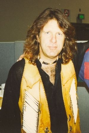 Keith Emerson - Emerson in the mid-1980s