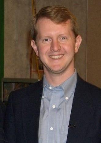 Ken Jennings - Jennings in 2007