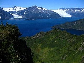 Kenai Fjords National Park National park in Alaska, United States
