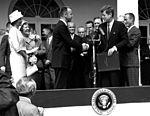 Kennedy and Shepard in Washington D.C. (9460624334).jpg