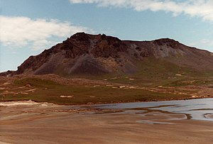 French Southern and Antarctic Lands - Kerguelen Islands - The Volcan du Diable.