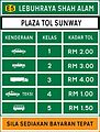 Kesas toll rate table.jpg