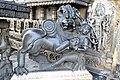 Kesava Temple Decorative Yazhi̠ Sculpture (2).jpg
