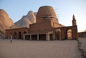 Kassala: Khatmiyya Hasan tomb