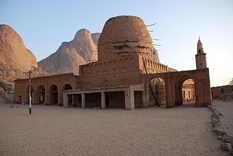 Kassala - Khatmiyya Hasan tomb