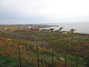 Nord-Varanger - Village of Kiby