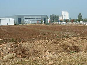 Kiddicare - Kiddicare warehouse in Hampton, Peterborough