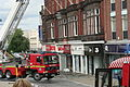 King's Head Hotel, Darlington fire 1.jpg