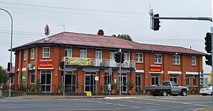 English: Kingaroy Hotel at Kingaroy, Queensland