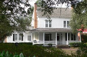 National Register of Historic Places listings in Williamsburg County, South Carolina - Image: Kingstree, SC 405 Academy St 3