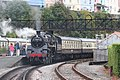 Kingswear - 75014 almost ready to depart.JPG