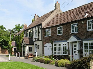 Kirklington, North Yorkshire village in United Kingdom
