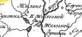 Kirov Kalujskoe Namesnichestvo Atlas Rossijskoy Imperii 1792.png