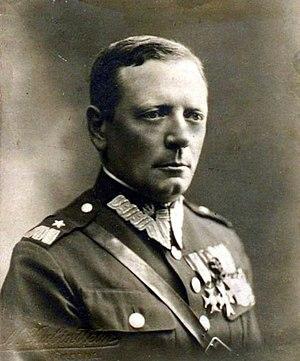 Franciszek Kleeberg - General Franciszek Kleeberg