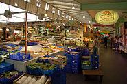 Kleinmarkthalle Frankfurt Einblick