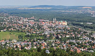 Klosterneuburg Place in Lower Austria, Austria