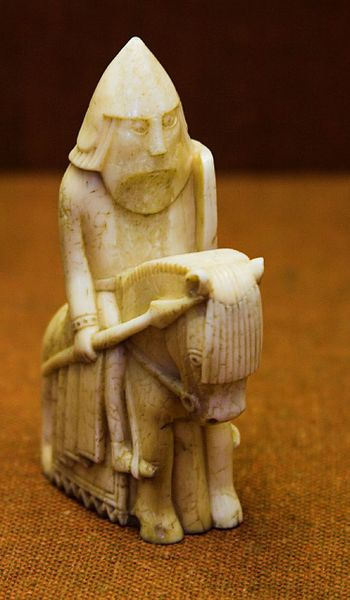 Haunted Chessmen