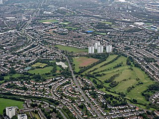 Knightswood Human settlement in Scotland