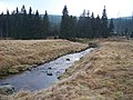 Kobyla Łąka, Kobyła, outfall into Izera River.jpg