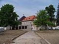 Koloděje, zámek, od Panského dvora (03).jpg