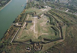 Fort Monostor - Fort Monostor