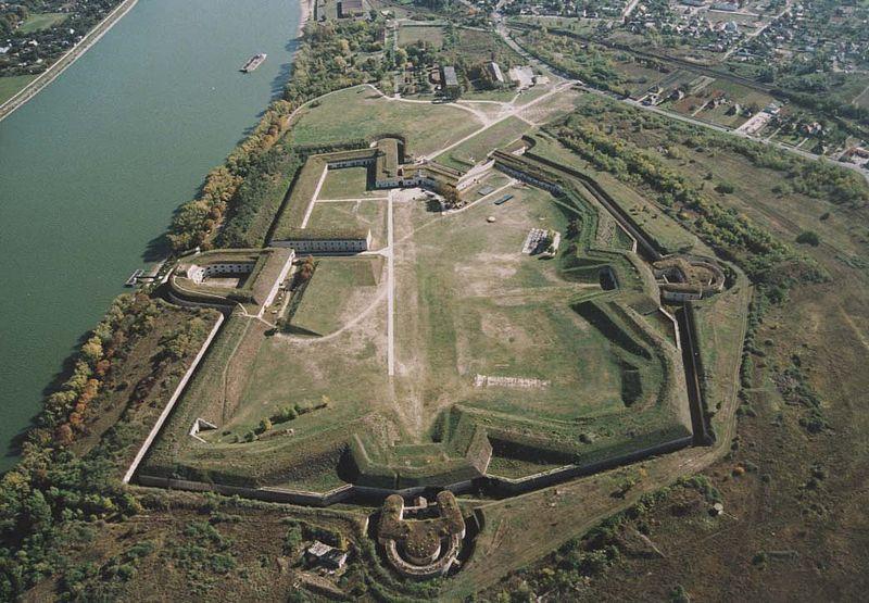 File:Komárom Fortress 03.jpg