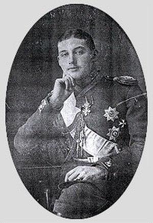 Prince Constantine Constantinovich of Russia - Image: Konstantin Konstantinovich of Russia