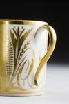 Kopp med fat. Paris. Detalj motivet - Hallwylska museet - 87081.tif