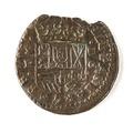 Kopparmynt, Spanien, 1616? - Skoklosters slott - 109777.tif