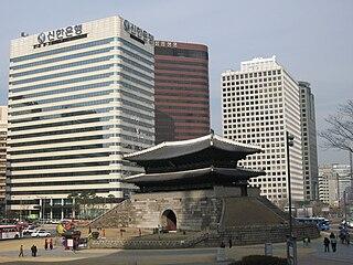 Jung District, Seoul Autonomous District in Sudogwon, South Korea