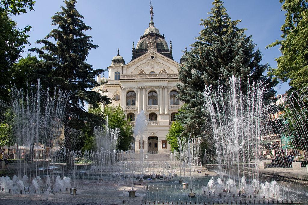 Théâtre de Kosice en Slovaquie - Photo de Maros M r a z (Maros)