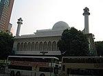 Kowloon Masjid in Hong Kong