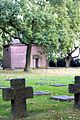 Kruisje van gesneuvelde Duitse soldaat uit WO I.jpg
