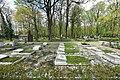 Kwatera budowniczych Pałacu Kultury i Nauki na cmentarzu prawosławnym w Warszawie 2017.jpg