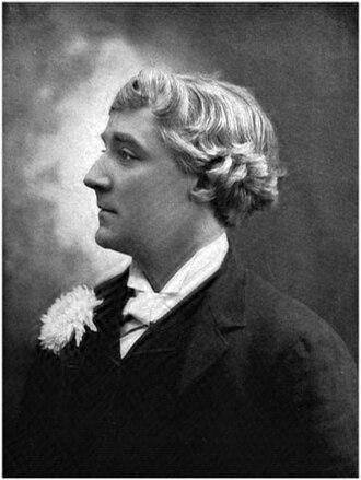 Kyrle Bellew - Bellew, circa 1885