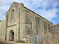 L'abbatiale Saint-Jean d'Orbestier..JPG