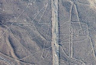 Nazca Whale geoglyph
