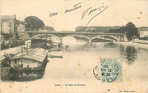 L2862 - Lagny-sur-Marne - Pont de pierre.jpg