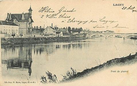 L3159 - Lagny-sur-Marne - Pont de pierre.jpg