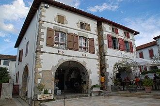 La Bastide-Clairence - The Place des Arceaux